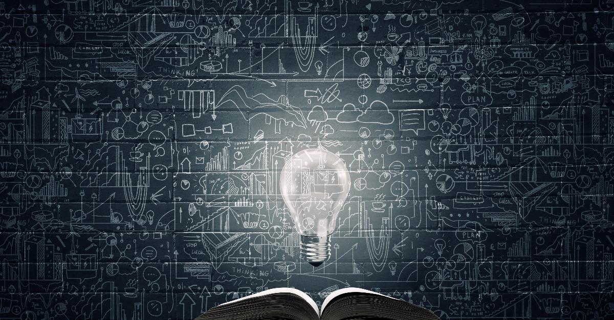 blackboard-lightbulb-book