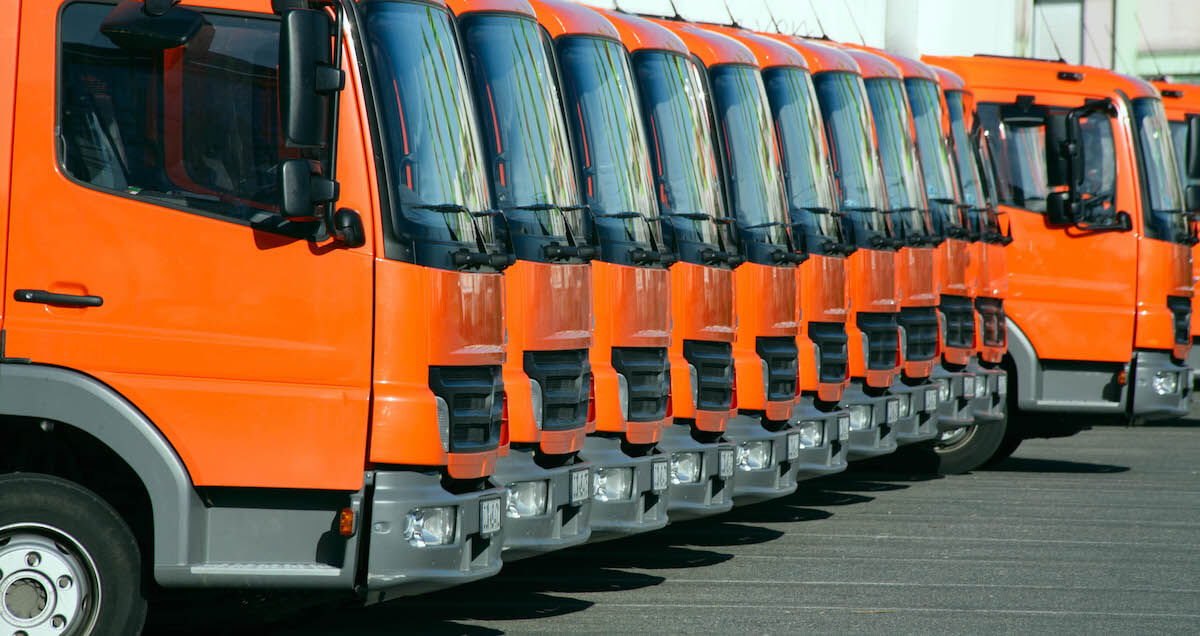 how does data migration work: orange trucks as a metaphor