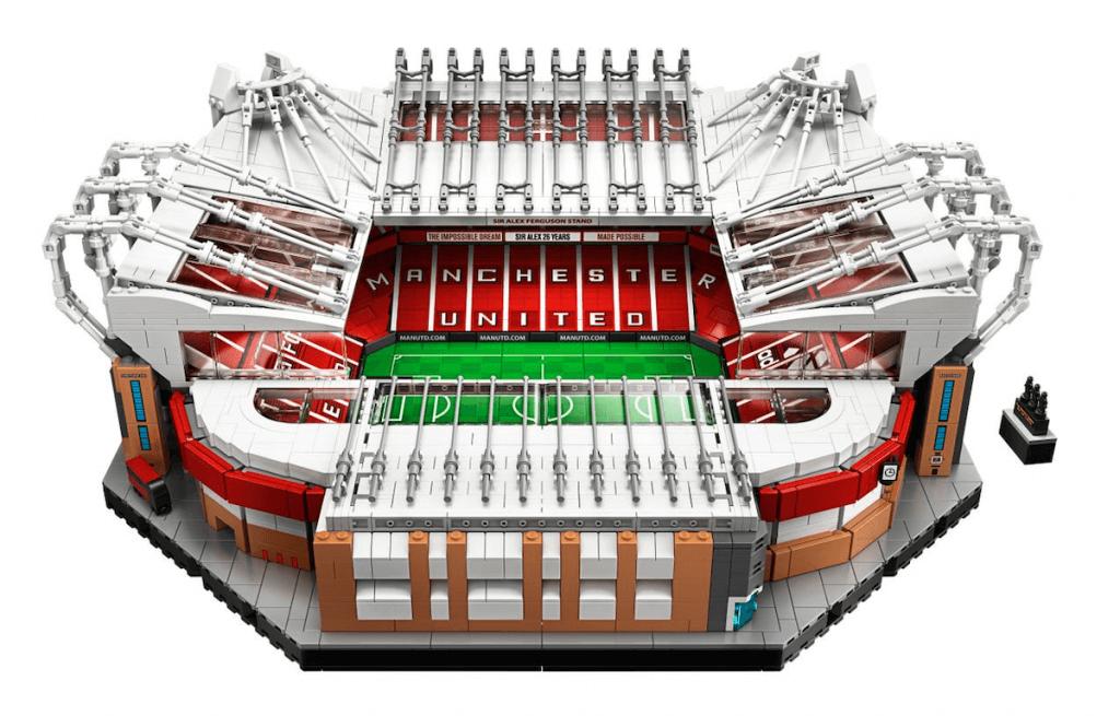 Win an Old Trafford LEGO set at Snowflake Summit 2021